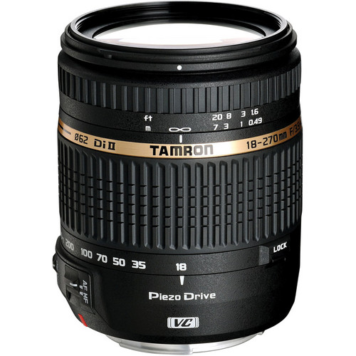 لنز تامرون AF 18-270mm PZD for Canon