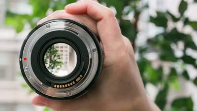 لنز سیگما Sigma 18-35mm for Canon