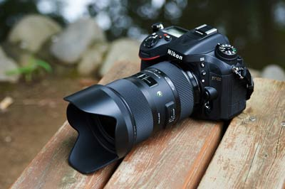 لنز سیگما Sigma 18-35mm for Nikon