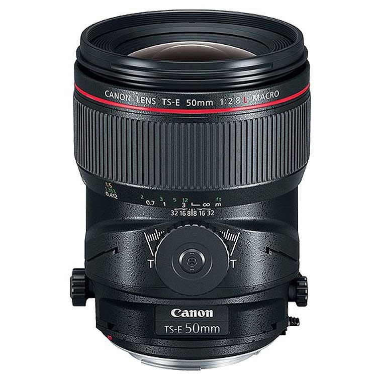 لنز کانن Canon TS-E 50mm