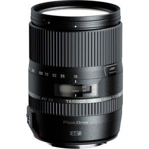لنز تامرون Tamron 16-300mm F/3.5-6.3 Di II VC PZD Macro for Canon EF