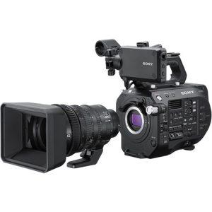 دوربین سونی Sony PXW-FS7 IIXDCAM