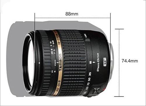 لنز تامرون Tamron 18-270mm for Nikon