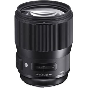 لنز سیگما 135mm for Canon