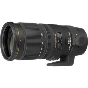 Sigma APO 70-200mm for Nikon Lens
