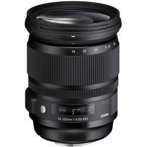 لنز سیگما Sigma 24-105mm f/4 DG OS HSM Art for Nikon