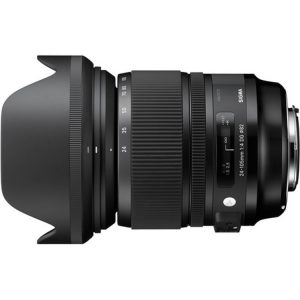 لنز سیگما Sigma 24-105mm for Nikon