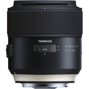 لنز تامرون Tamron SP 85mm f/1.8 Di VC USD for Canon EF