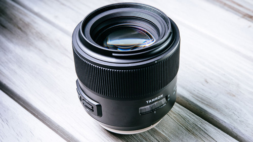 لنز تامرون Tamron SP 85mm for Nikon