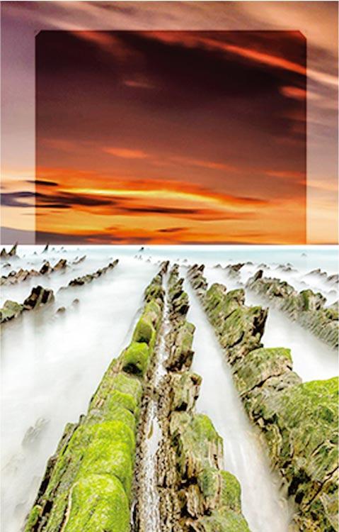 فیلتر عکاسی Master GND 16 (0.9) 150x170mm