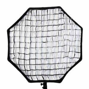 سافت باکس 8 ضلعیOcto Box Xenon Grid 95 cm