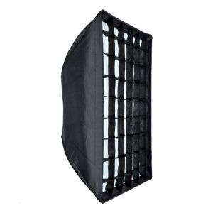 سافت باکس زنیکو Zeniko Grid Softbox 60×90