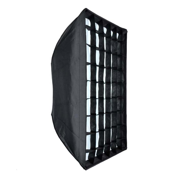 سافت باکس Zeniko Grid Softbox 60x90