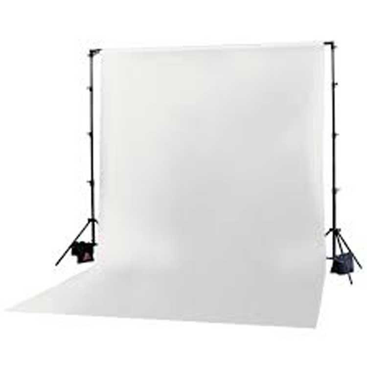 نورپردازي Backdrop white 2x3