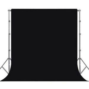 نورپردازي Backdrop Black 2x3