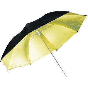 چتر انعکاسی طلایی Gold Umbrella 45 inch