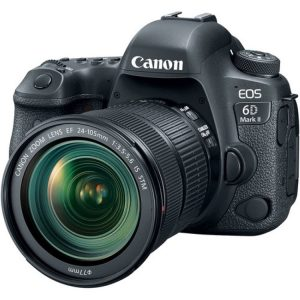 دوربین عکاسی کانن Canon EOS 6D Mark II Kit 24-105mm f/3.5-5.6 STM