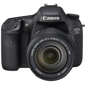 دوربین کانن EOS 7D Mark II Kit 15-85mm IS USM