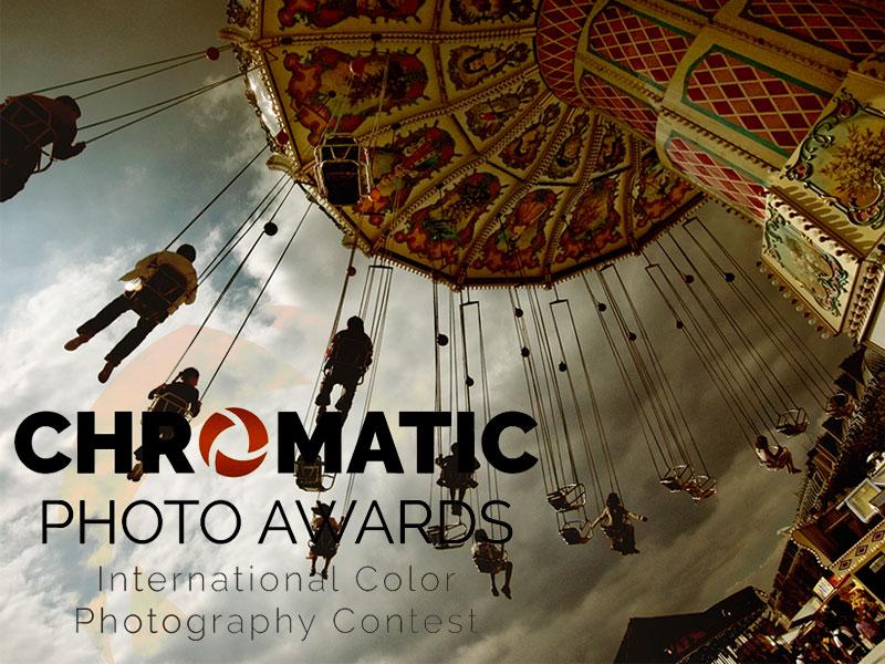 Chromatic Awards 2017 مجله عکس نوریاتو