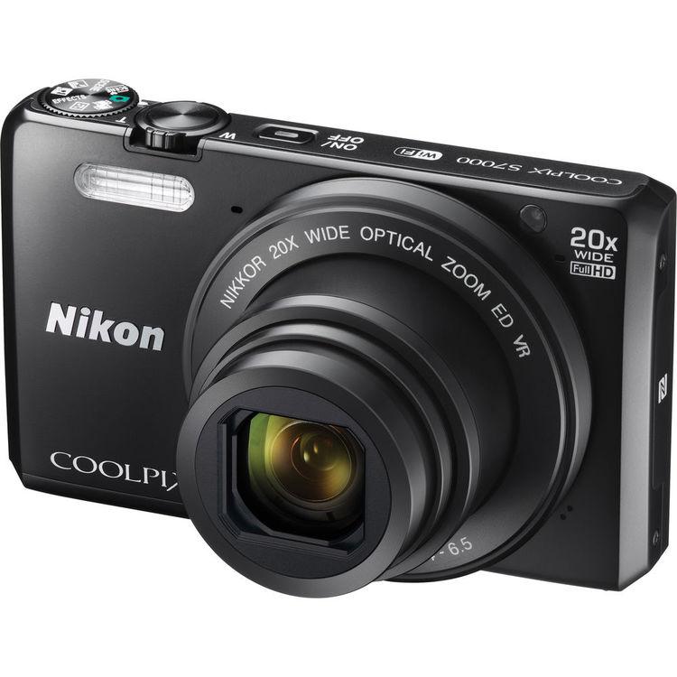 دوربین عکاسی نیکون Coolpix S7000