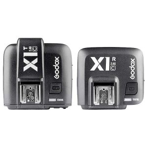 رادیو فلاش گودکس Godox X1c TTL Flash Trigger kit For Canon