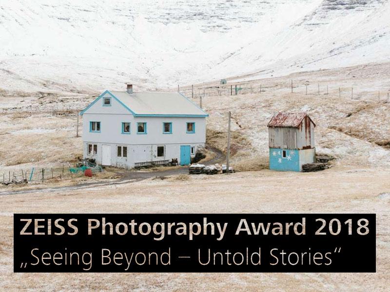 ZEISS Photography Award 2018 مجله عکس نوریاتو