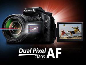 قابلیت Dual Pixel AF در دوربینهای کانن چیست؟