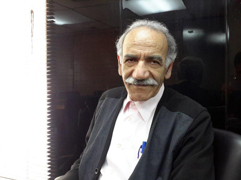 علی قلمسیاه مجله عکس نوریاتو