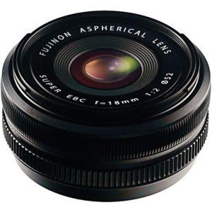 لنز فوجی XF 18mm f/2.0 XF R Lens