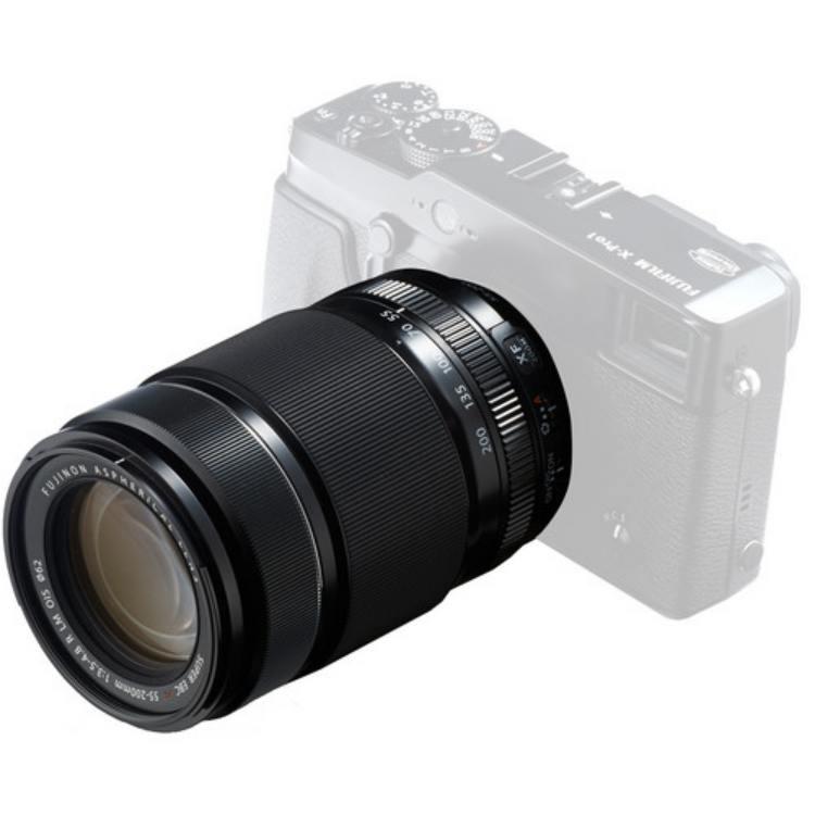لنز فوجی XF 55-200mm f/3.5-4.8 R LM OIS Lens