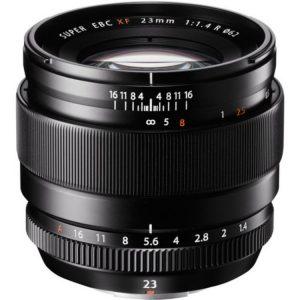 لنز فوجی XF 23mm f/1.4 R Lens