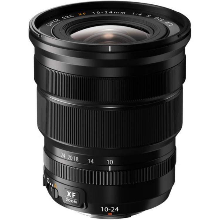 لنز فوجی XF 10-24mm f/4 R OIS Lens