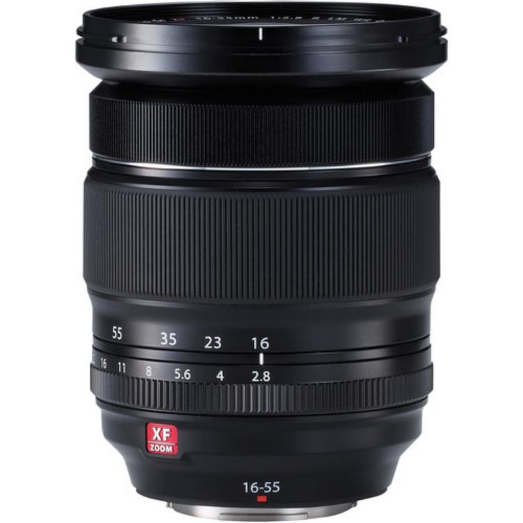 لنز فوجی XF 16-55mm f/2.8 R LM WR Lens