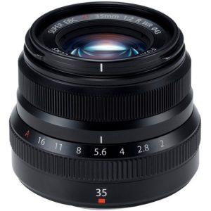 لنز فوجی XF 35mm f/2 R WR Lens