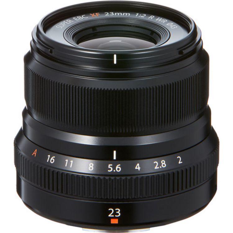 لنز فوجی XF 23mm f/2 R WR Lens