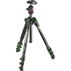 سه پایه Manfrotto Befree Aluminum Green new GRPH