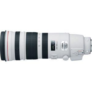لنز کانن EF 200-400mm IS USM