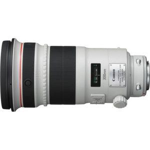 لنز کانن EF 300mm f/2.8L IS II USM