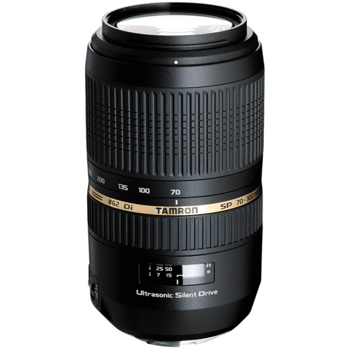 لنز تامرون SP 70-300mm Di VC USD for Nikon