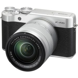دوربین عکاسی فوجی X-A10 kit