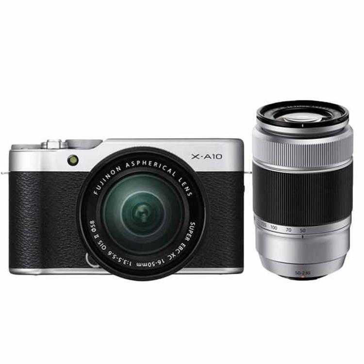 دوربین عکاسی فوجی X-A10 kit 2