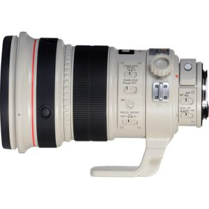 لنز کانن EF 200mm f/2L IS USM