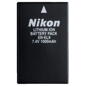 باتری نیکون مدل EN-EL9