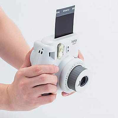 دوربین چاپ فوری فوجی instax mini9 White