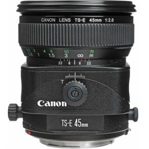 لنز کانن TS-E 45mm