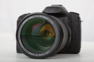 تشخیص دوربین حرفه ای و نیمه حرفه ای