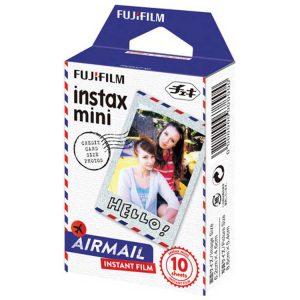 کاغذ پرینترFujifilm instax mini Airmail Instant Film