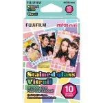 کاغذ پرینتر Fujifilm instax mini Stained Glass Instant Film