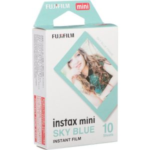 کاغذ پرینتر فوجی Fujifilm instax mini Blue frame Film