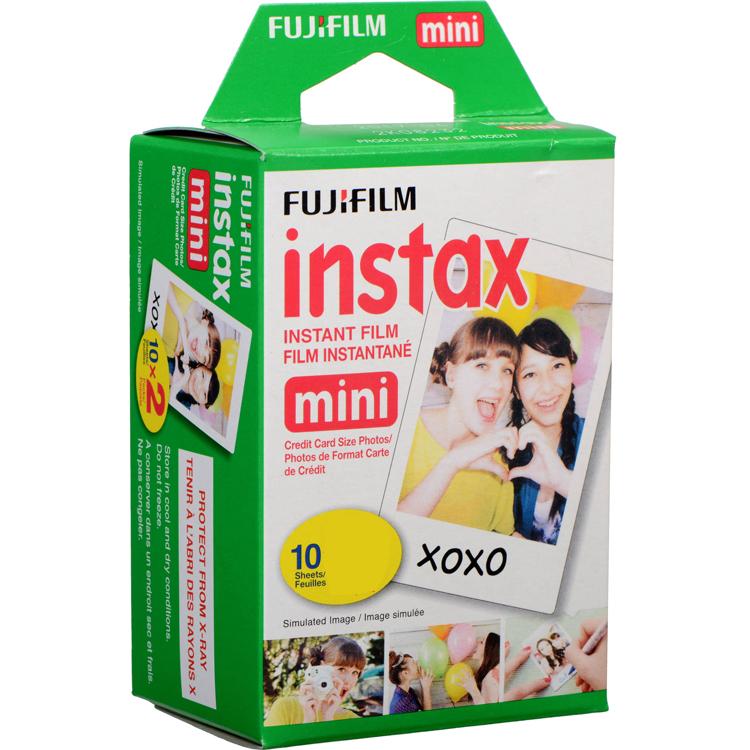 کاغذ پرینتر فوجی instax mini Instant Film